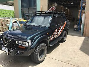 Toyota Landcruiser 80 Series 40th Anniversary Campbellfield Hume Area Preview