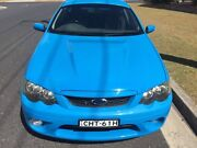 2006 Ford Falcon Ute XR8 BF Manual Super Cab Boambee East Coffs Harbour City Preview