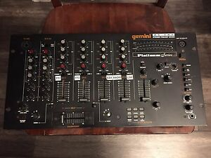Gemini PS-747 Platinum Series DJ Mixer