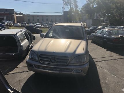 Mercedes Benz ML320 2000 automatic now wrecking Northmead Parramatta Area Preview