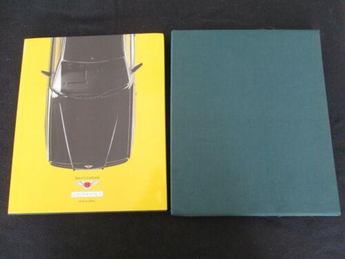 1991 Bentley Continental R Lewandowski Art & Car Book Rare Hardcover Mulsanne