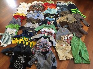 Baby and toddler boy stuff- brand names