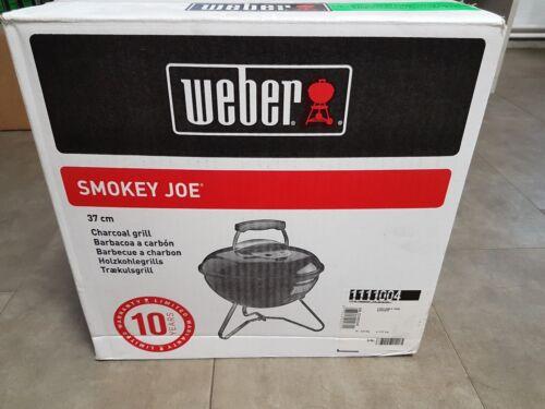 Weber Holzkohlegrill Smokey Joe Premium 37 Cm : Weber smokey joe premium cm grey barbecue sonstiges