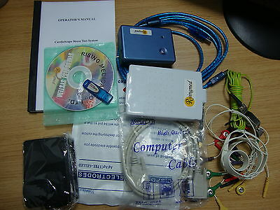 Contec 21082140cm 12lead Ecg Wireless Stress Test Systememergency Stop Button
