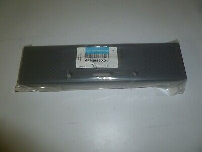 New Oem Motorola 6482889x01 Centracom Gold Elite Console Replacement Front Panel