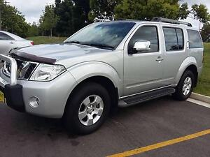 2011 Nissan Pathfinder Wagon Dawes Point Inner Sydney Preview