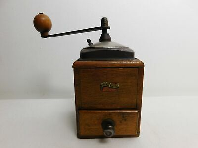 1930s Coffee Grinder Garantie For Jedestock Brand Advertising 7