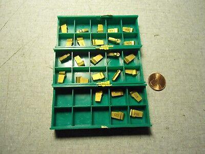 Sandvik 235 Full Radius Carbide Inserts Lot Of 25