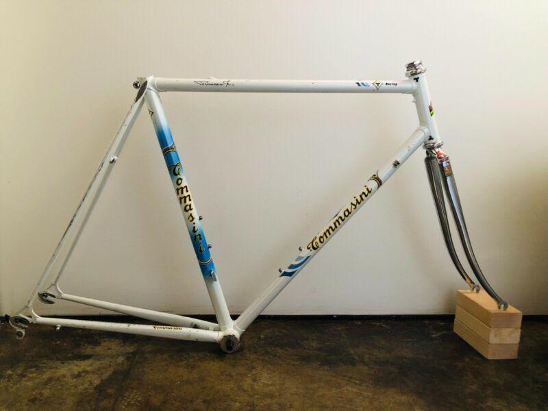 56cm Tommasini Racing Frame + Campagnolo Bottom Bracket & Headset