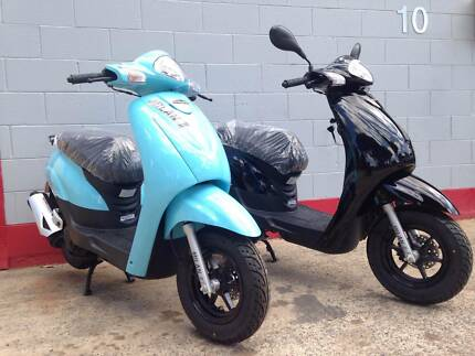 V-Moto 50cc sccoter now in stock @ Phil Saxby Auto Idalia Townsville City Preview