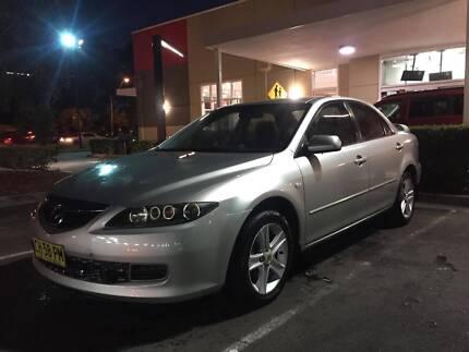 2005 Mazda Mazda6 Luxury Sport