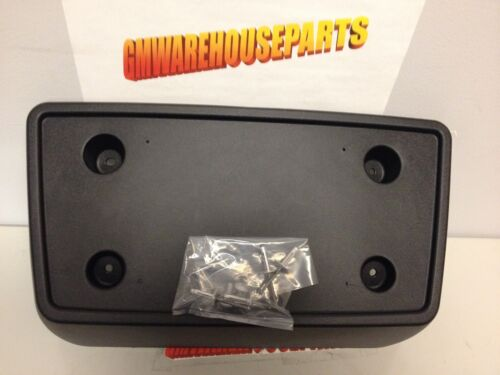 GM OEM-License Plate Bracket Mount Holder 15781554