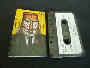 REZ-CIVIL-RITES-ULTRA-RARE-NEW-ZEALAND-CASSETTE-TAPE