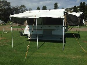 Jayco eagle camper trailer Cromer Manly Area Preview