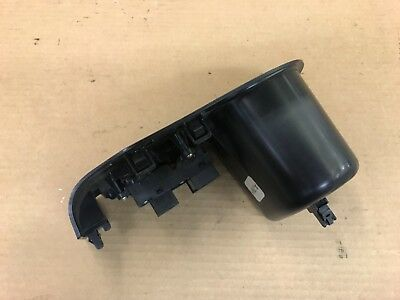 03 Honda Pilot LR driver rear door window switch cup holder bezel 04 05 06 07 08