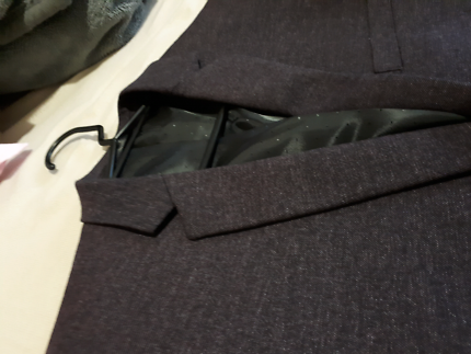 Yd. Maroon Suit - Brand new and cheap!