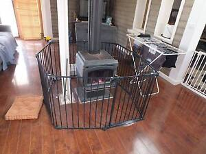 Child Safety gate and panels Mitiamo Loddon Area Preview