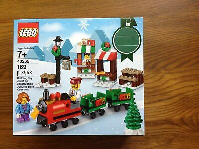 Lego Seasonal Holiday - 40262 - CHRISTMAS TRAIN RIDE - New and Sealed