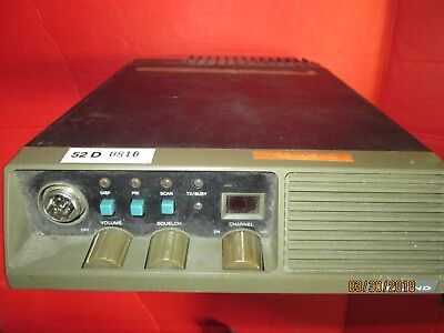 Vintage Midland Land Mobile Radio Model 70-342b Used