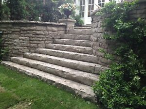 OUTDOOR KITCHENS! FIRE PITS! RETAINING WALLS! STEPS!