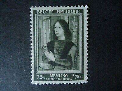 Belgique Belgîe Belgium year1939 -  cob:512 MH*