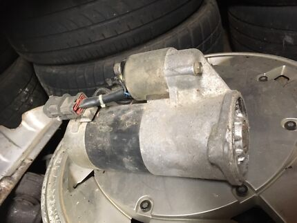 Vl turbo manual starter motor