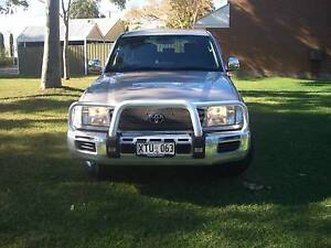 TOYOTA LANDCRUISER 100SERIES GXL V8 LPG CONVERSION College Park Norwood Area Preview