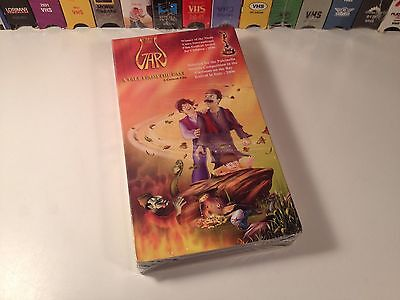The Jar: A Tale From The East Rare Sealed Syrian Animation VHS 2001 Dubbed