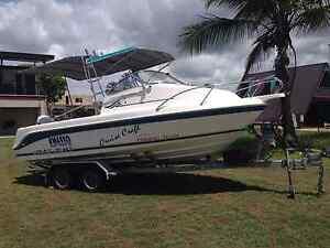1998 Cruise Craft Explorer 550 Cranbrook Townsville City Preview