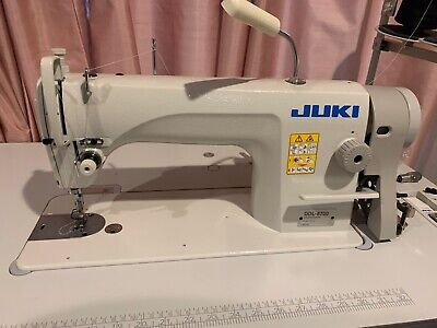 Juki Ddl-8700 Industrial Sewing Machine With Table