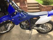 Yamaha wr 250 2004 model little usage Fairy Meadow Wollongong Area Preview