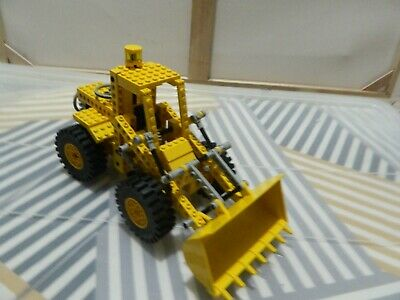 Vintage Lego Technic Excavator 8853 with instructions Job Lot bundle