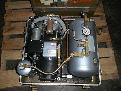 Air Techniques Dental Air Compressor M5b