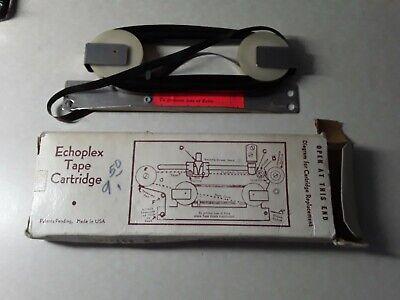 Echoplex tape cartridge