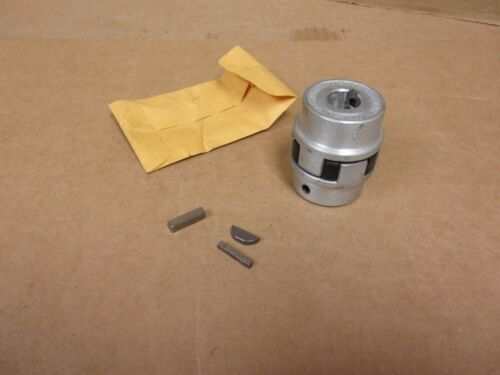 Lovejoy Aluminum  L-075 Coupling With Spider Insert PN-10635/10639