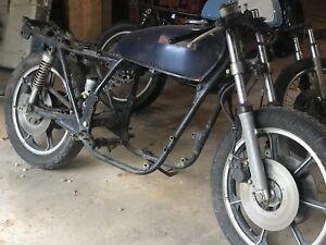 1979 Kawasaki KZ650