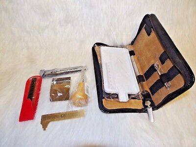 NEW JEWELRY TOOL KIT w/ Case Jewelry Television tweezers, pickup, trays, measure](Tv Trays Big Lots)