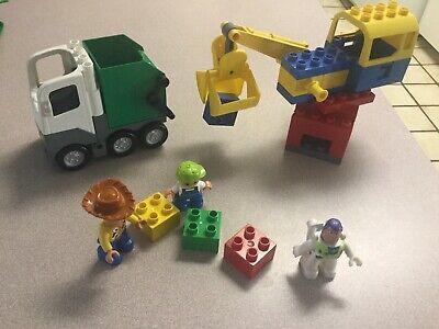 LEGO - Duplo 5691 - Toy Story - Space Crane - 2010 - NO BOX