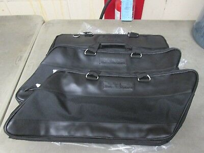 - Harley Davidson Saddlebag and Tour Pak Liners Bags OEM NEW 2016+
