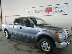 Ford F-150 XLT**4X4**5.0L**SUPERCREW**MAGS**