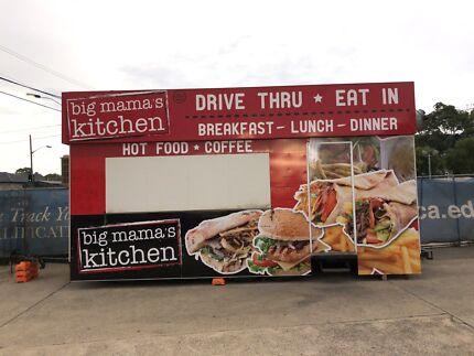 Mobile food trailer Bankstown Bankstown Area Preview