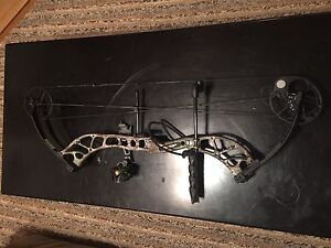 Bear wild compound bow package