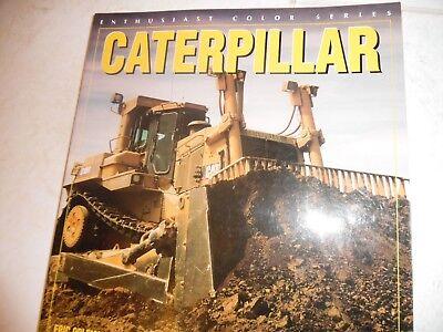 Caterpillar Book Crawler Dozer Scrapershaulersdiesel Gas