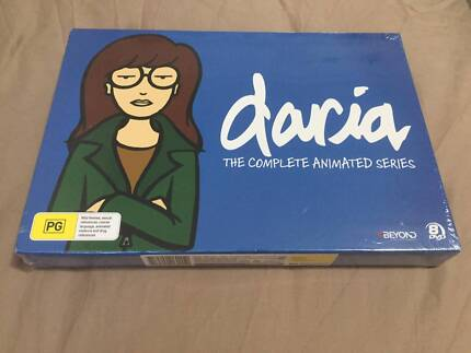 Daria - The Complete Animated Series Box Set