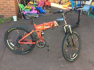 Electric bicycle Keilor Downs Brimbank Area Preview