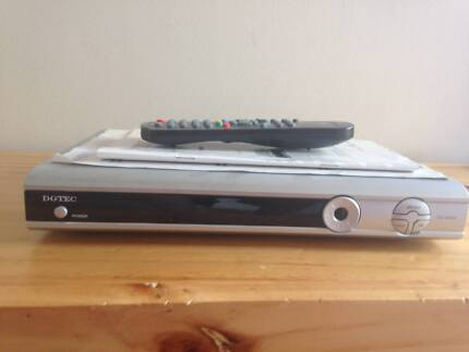 DGTEC HD Set Top Box Receiver GD-HD03