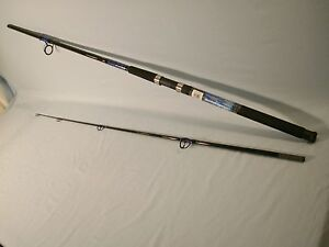 Shakespeare tidewater saltwater pier surf spinning rod 10 for Best pier fishing rod