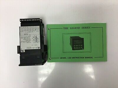 Red Lion Controls Model Lgd Legend Series Counter Timer Rate Interval Meter