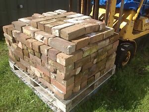 Good Used Building or Paver Bricks ~275 brick Oakhurst Blacktown Area Preview