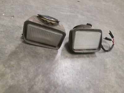 Bobcat Headlights Lamp Lens Light 751 753 763 7753 773 Skid Steer Loader 6577801